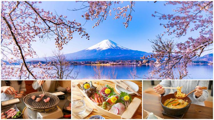Lake Kawaguchiko 1 Day Itinerary Mt Fuji Cherry Blossoms And Local Gourmet Dining Tsunagu Japan