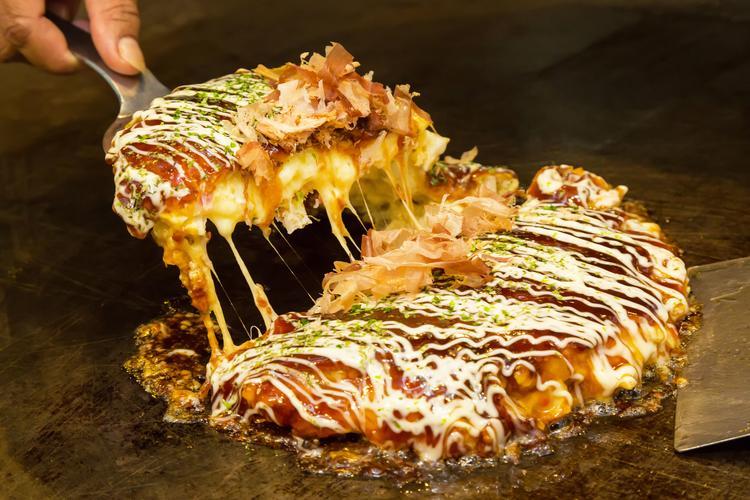 10 địa chỉ tốt nhất ở Tokyo để thưởng thức món bánh xèo Okonomiyaki chuẩn  vị   tsunagu Japan
