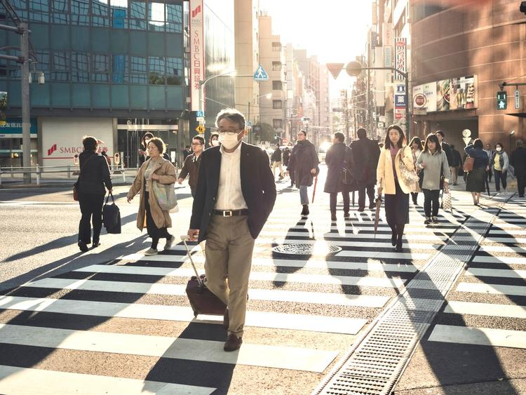 在日本 - cover