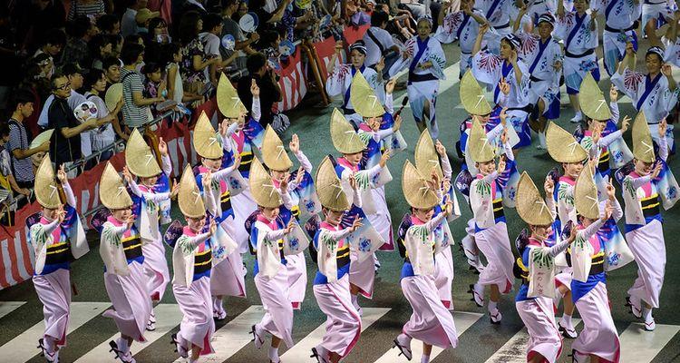 10 Popular Japanese Festivals   tsunagu Japan