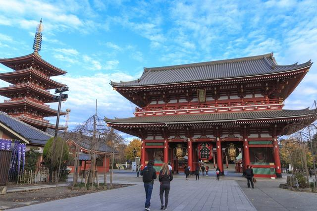 10 Must-see Places in Asakusa, Tokyo