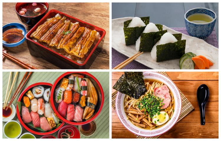 best japanese food pairing diet app