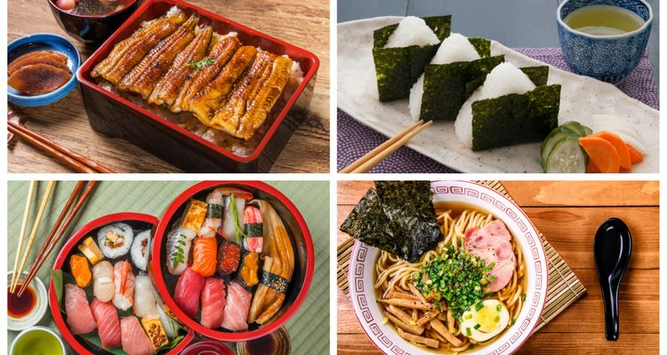 50 Japanese Foods to Try While You Are in Japan | tsunagu Japan