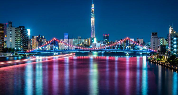 10 Tours and Spots to Enjoy Tokyo's Night Scenery | tsunagu Japan