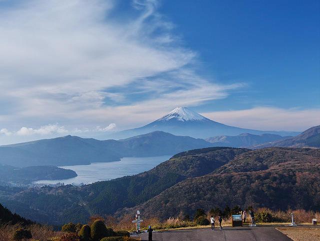 【箱根自由行】15選流連忘返的溫泉自然名勝——箱根