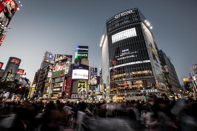 【東京自由行】解析澀谷十字路口的魅力與推薦攝影的5大景點
