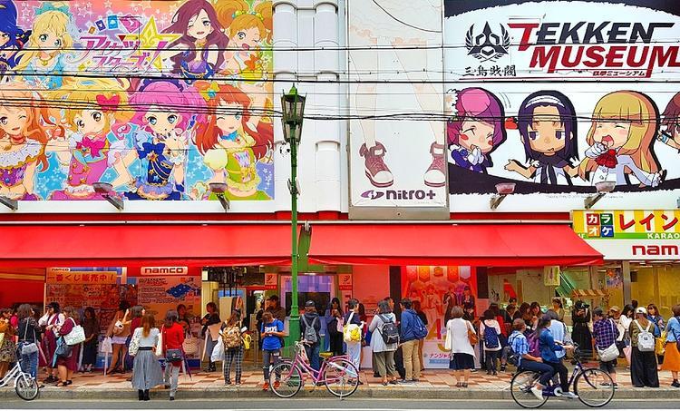 10 Must Visit Stores For Anime And Manga Fans In Nipponbashi Osaka Tsunagu Japan