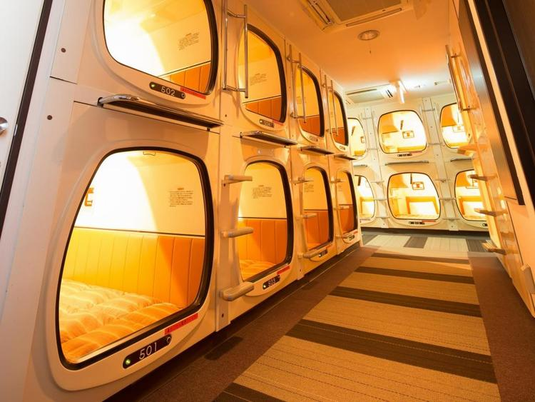 Look Here For Capsule Hotels In Shibuya 6 Recommended Selections