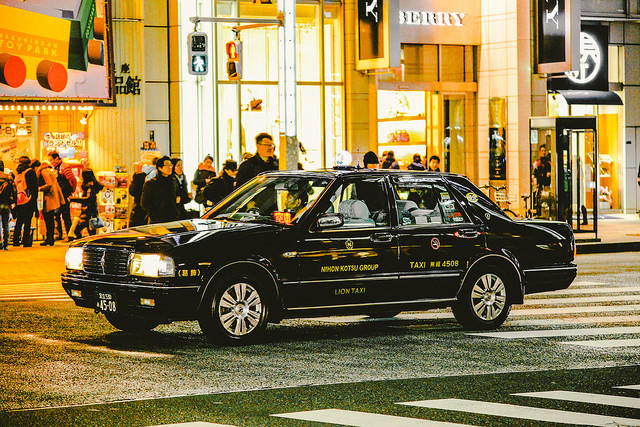 Tokyo's base taxi fare went down a lot! A Complete Guide to