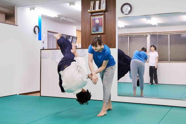 Anyone Can Learn This Japanese Martial Art Dive Into Japanese Tradition With Aikido Classes In Tokyo Tsunagu Japan