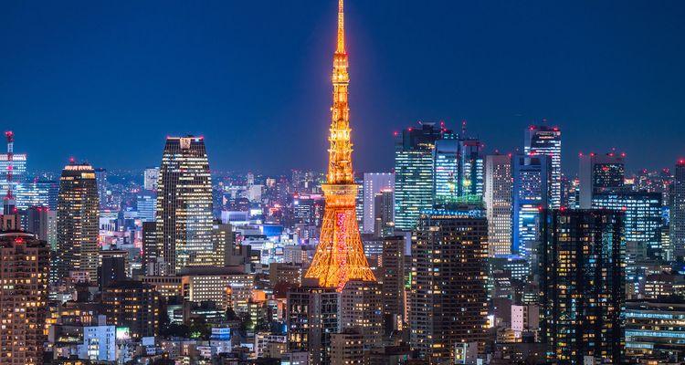 Hướng dẫn du lịch Tokyo: các điểm tham quan, món ăn, phương tiện di chuyển,  thời tiết | tsunagu Japan