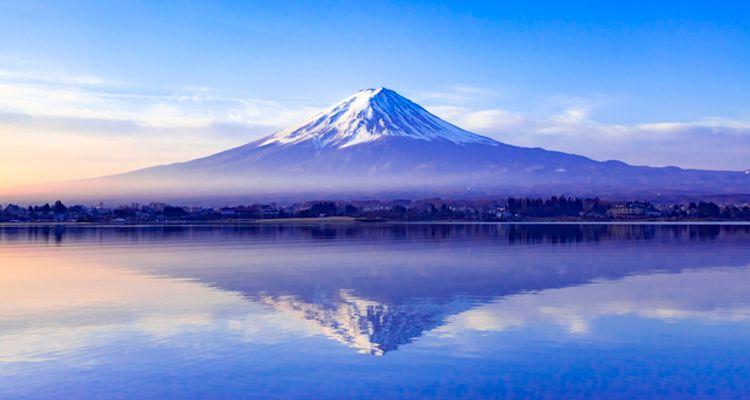 登山 富士山