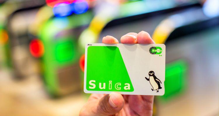 發行量日本第一!利用超人氣交通IC卡「Suica」,來一趟經濟實惠又舒適的日本之旅