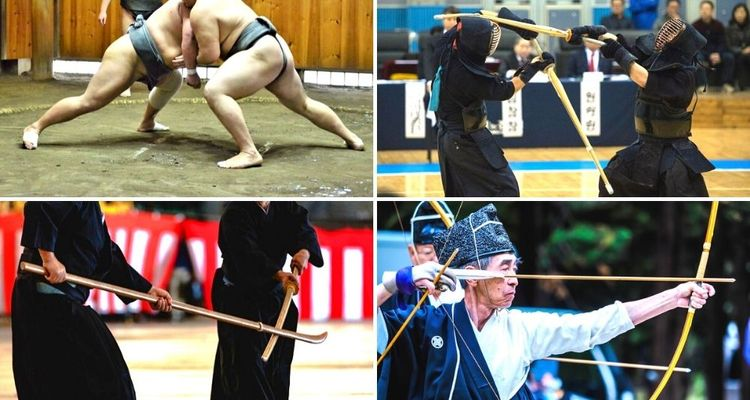 The 8 Most Famous Japanese Martial Arts Today