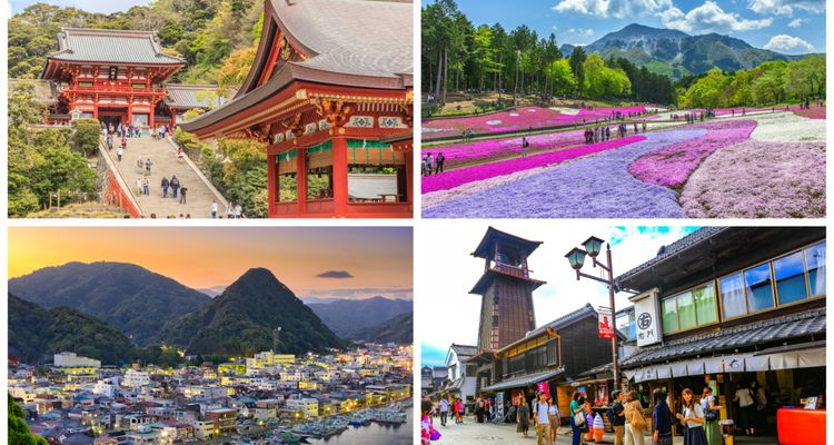 The Top 10 Day Trip Destinations Within 2 Hours of Tokyo