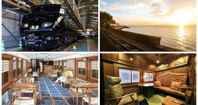 A New Luxury Train is Opening in Kyushu and It Looks Incredible