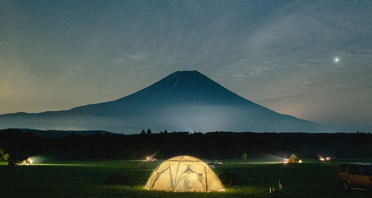 Glamping in Japan: 7 Magnificent Luxury Camping Locations