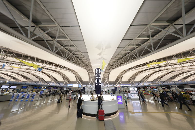 Kansai airport 2