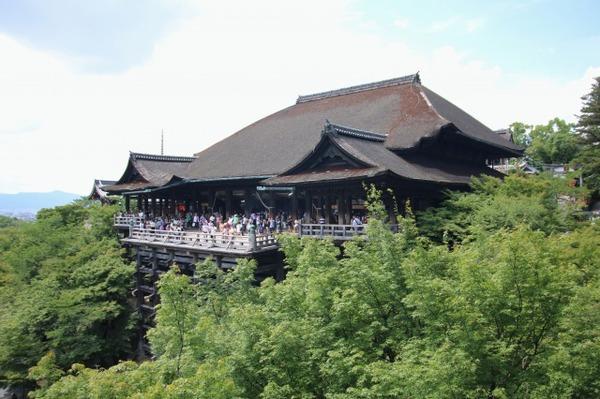 kiyomizudera japon