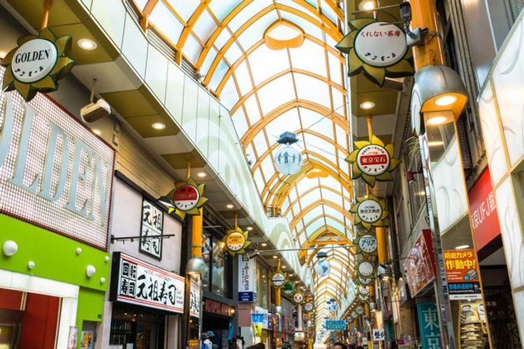 shotengai shopping street japan tokyo nakano broadway