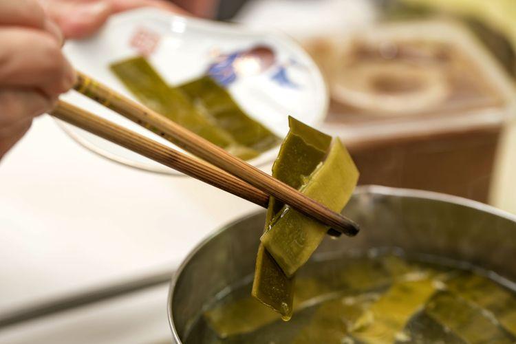 konbu seaweed