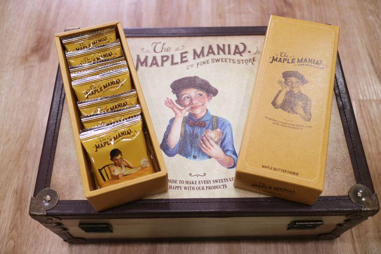 maple mania box