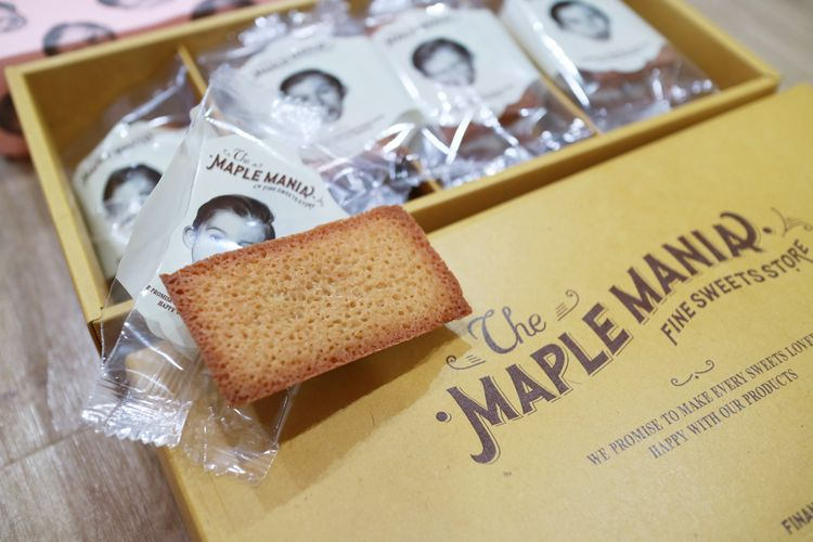maple mania packaging