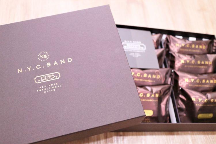 nyc sand box