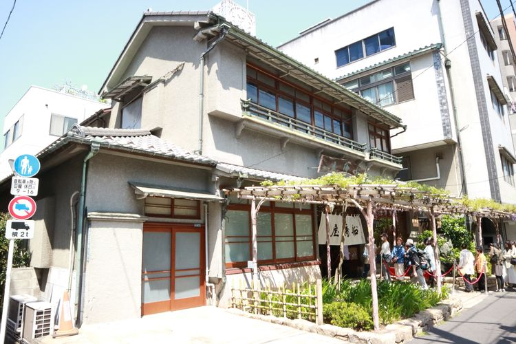 funabashiya exterior