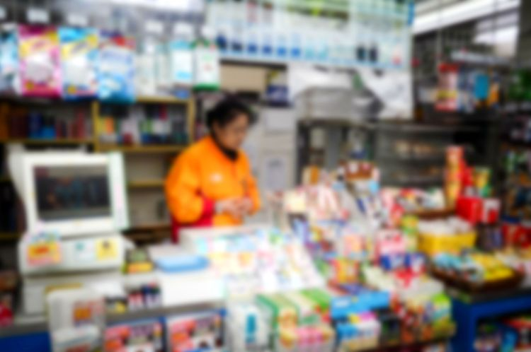 Japanese convenience store goods