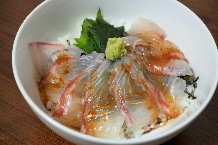 다이메시 도미밥