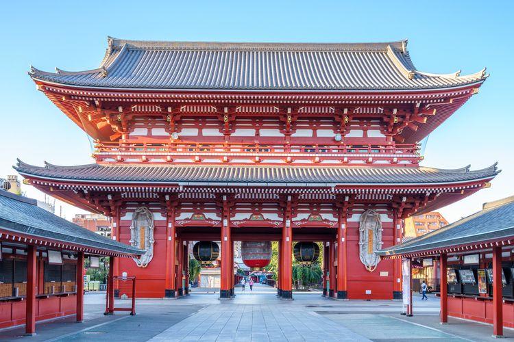 sensoji asakusa tokyo temple