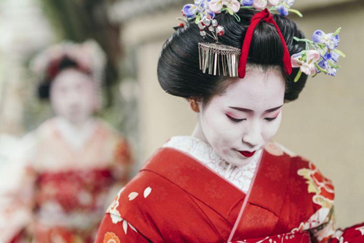 cô gái Nhật
