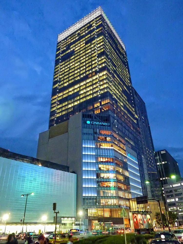daimaru tokyo building
