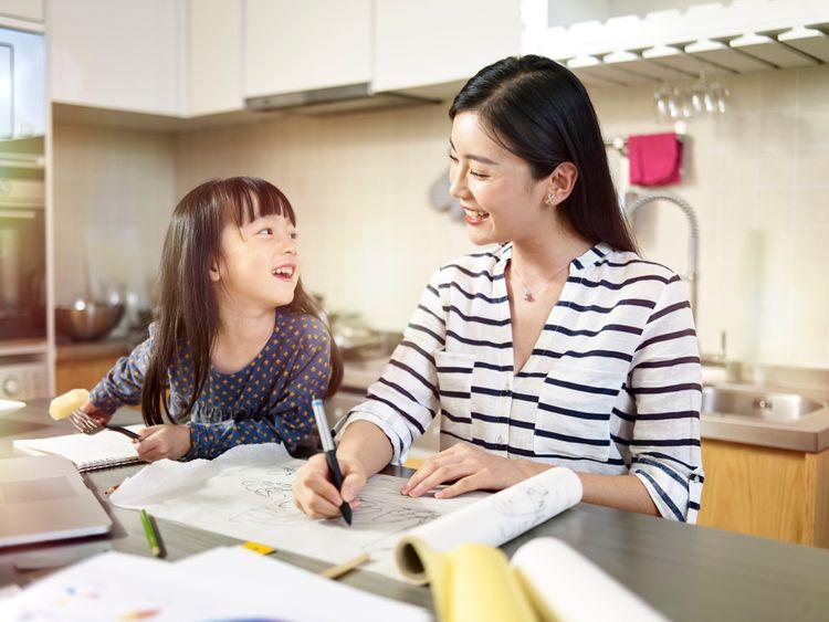gia đình ở Nhật Bản