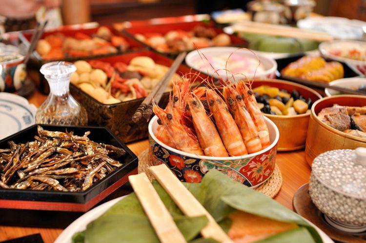 bữa ăn ở Nhật