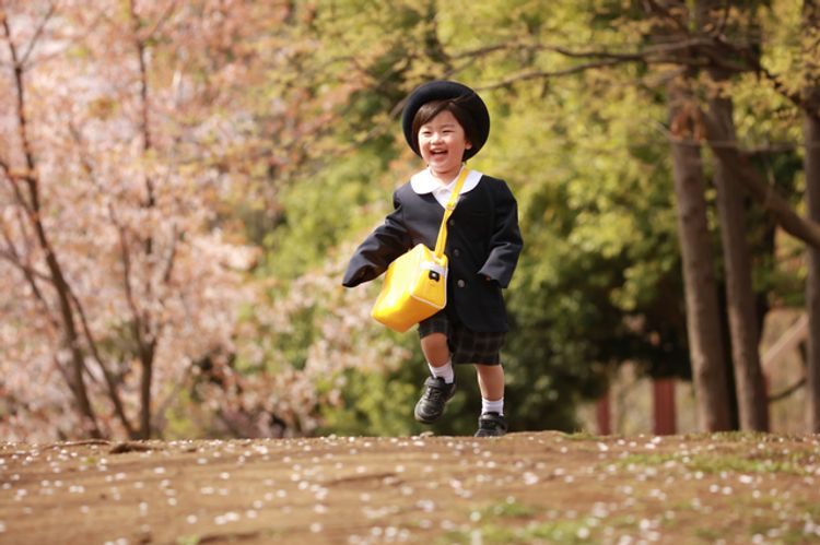 trẻ con người Nhật