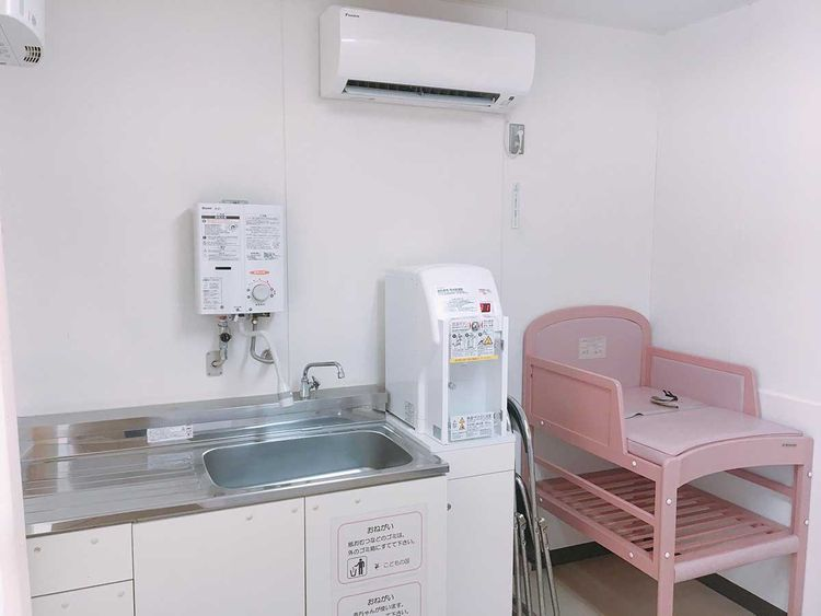 baby room in japan