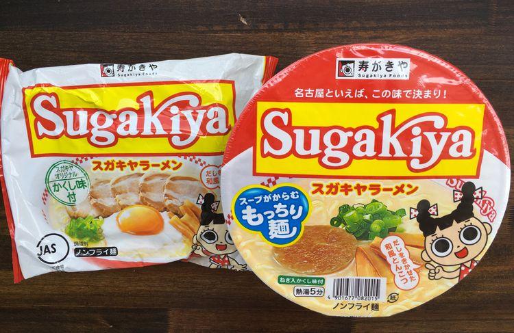 sugakiya instant noodles