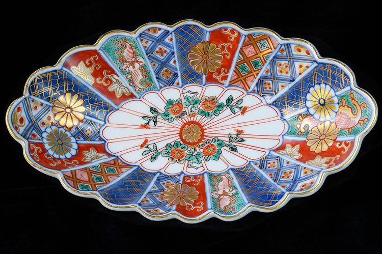 Imari-Arita-Yaki plate