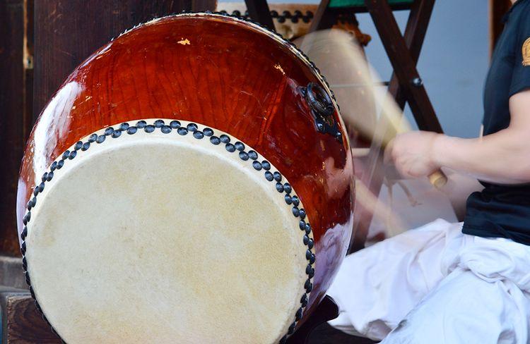 japanese drums taiko