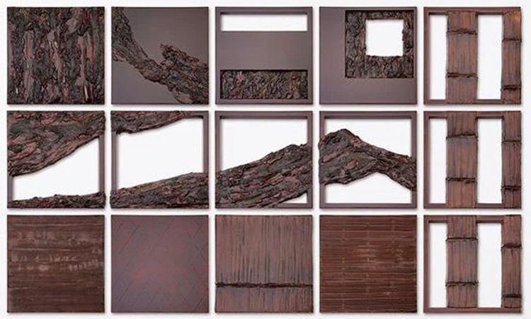 kokemusu lacquer screen set