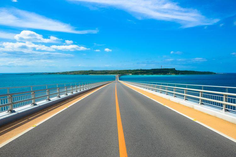 Road in Okinawa
