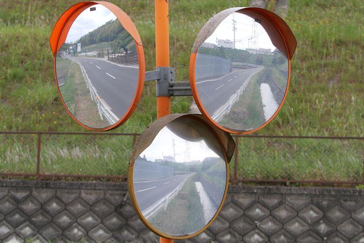 Road mirrors