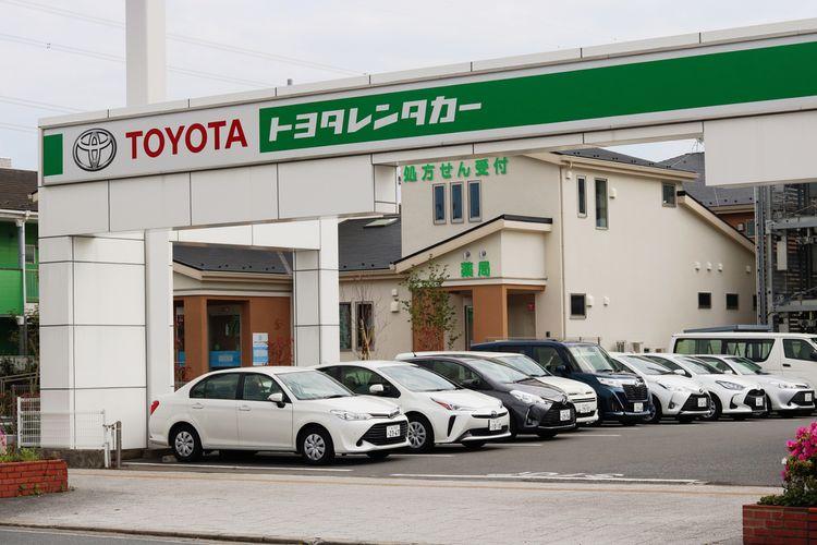 Toyota car rental