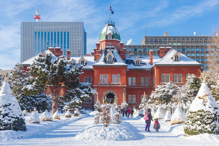 Red Brick Office, Sapporo