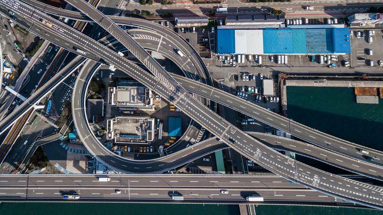 Osaka highway