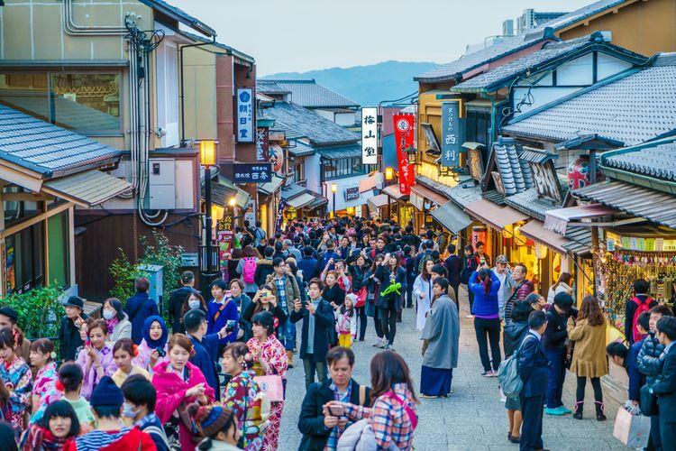 Kyomizu temple, Kyoto