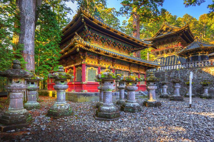 chùa Nikko Toshogu