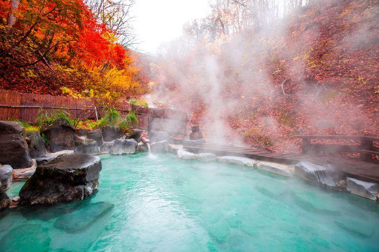 kurokawa onsen hot spring kumamoto